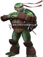 Ninja Turtle Party Characters