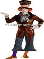 mad hatter character birthday