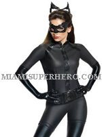 cat woman character party
