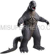 Godzilla Party Character