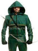 hire green arrow character party