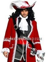 hire pirate captain hook party character