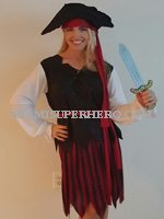 pirate girl party characters