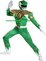 power-ranger-green-characters-party