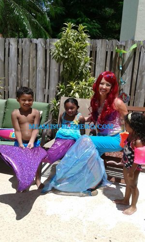 rent princess ariel