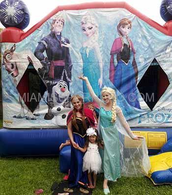 princess elsa party for kids