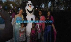 Princess Character Party