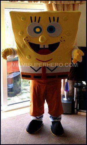 Spongebob Character Kids Birthday