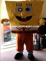 sponge bob party character for kids