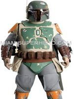 star wars boba fett characters party