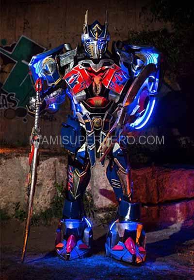 Transformer Party Ideas Miami Superhero