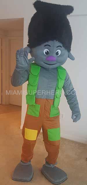 Troll Branch Party For Kids Miami Superhero