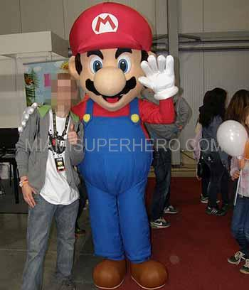 mario brothers party