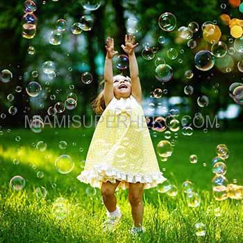 bubble party for kids