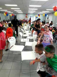 kids party games wonderwoman