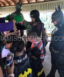 robin superhero kids event