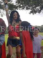 ww character for girls party
