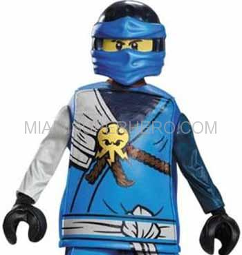 Ninjago Lego Character Rental Miami Superhero