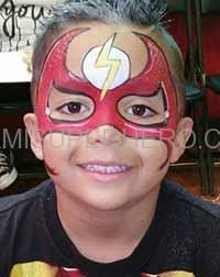face painter kendall fl