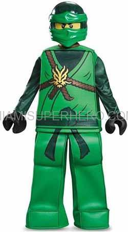 lego ninjago character
