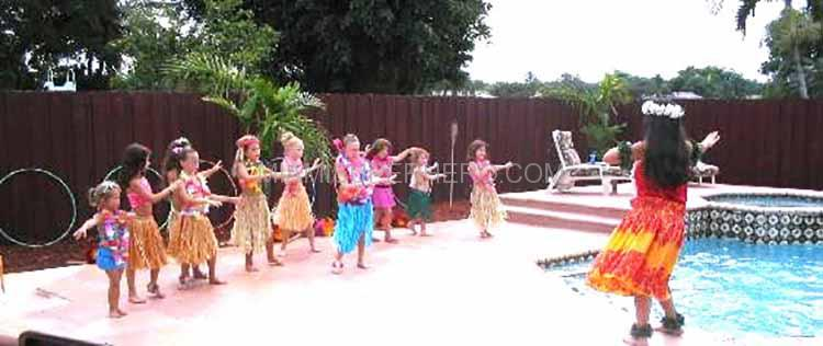 hula dancers for hire