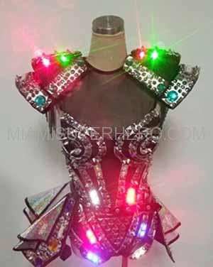 led robot rental
