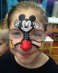 mickey mouse birthday kids party