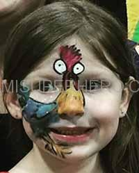 face painter in miami lakes