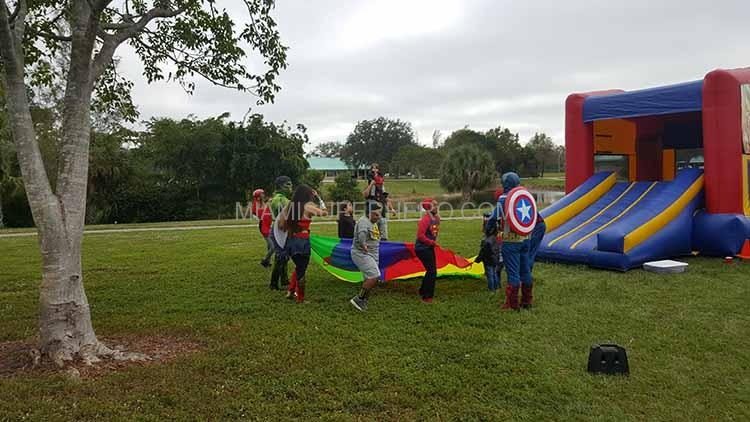 captain america party pembroke pines