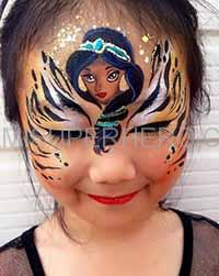 face painter in miami gardens
