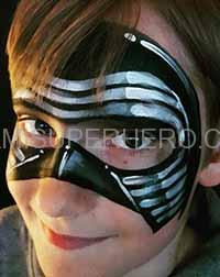starwars face painter