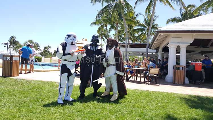 vader fort lauderdale kids party