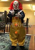 clown midget for rental