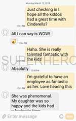 cinderella party kids review