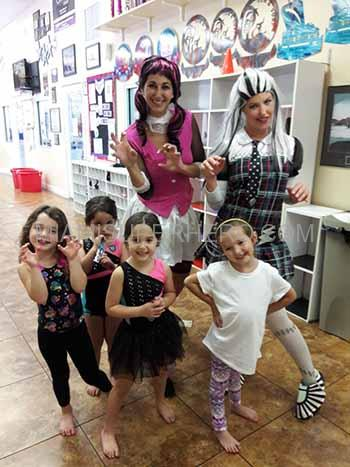 monster high for kids party