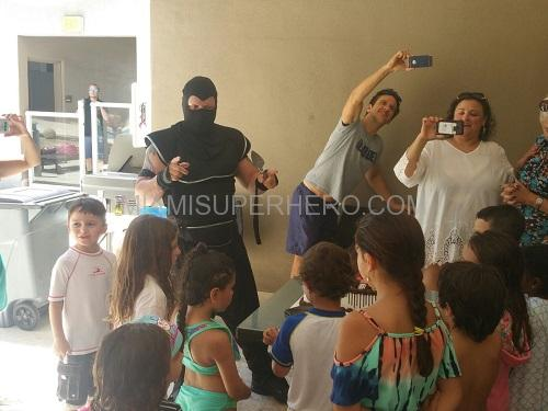 Ninja kids party