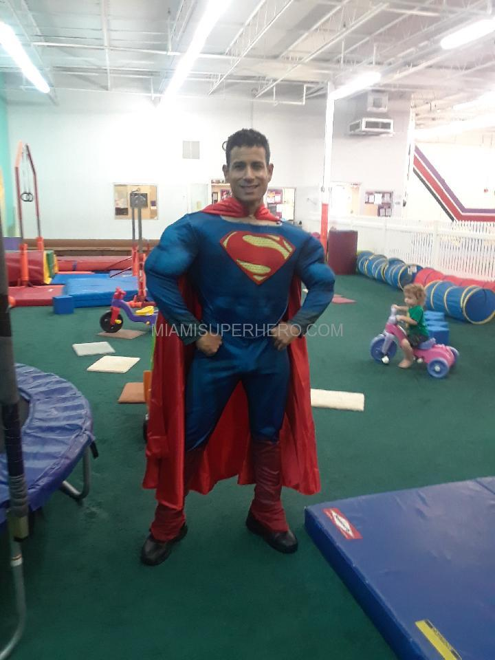Superman superhero party