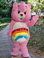 kids party ideas with care bear