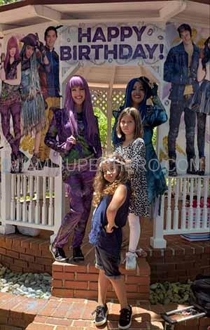 descendants kids party