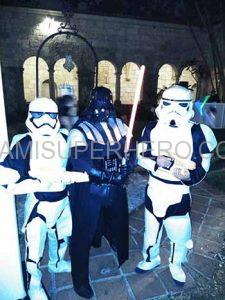 star wars wedding reception coral gables