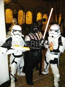 star wars wedding reception