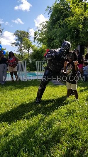 Black panther Kids games