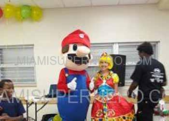 Mario bros miami