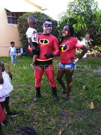 incredibles kids party image