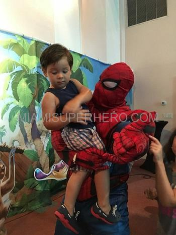 spiderman party kids party