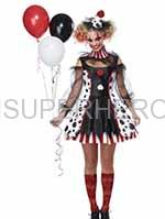 clowni halloween party rental
