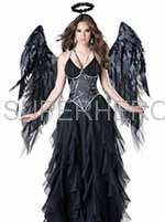 dark angel halloween costume party