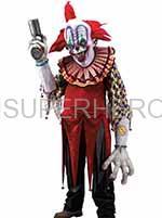 giggles clown halloween event