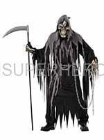 grim reaper halloween party pics
