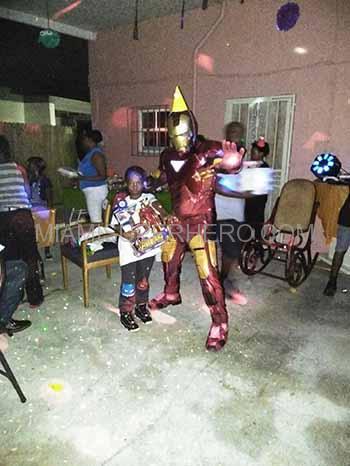 ironman birthday party